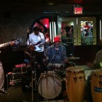 Jazz and slow beautiful drums