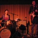 Live at the Flicker Theater & Bar by Eric Griffith