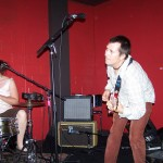 Live at the Pinhook, by Bonnie of Sequoya