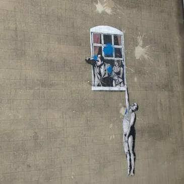 UK tour, elections, graffiti