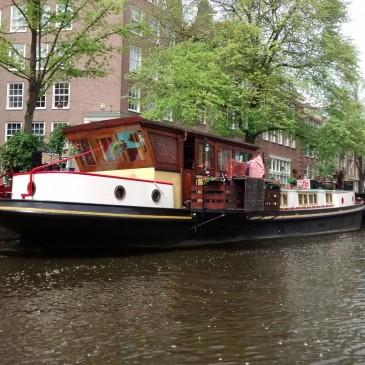 Amsterdam @ de tanker (the tanker)