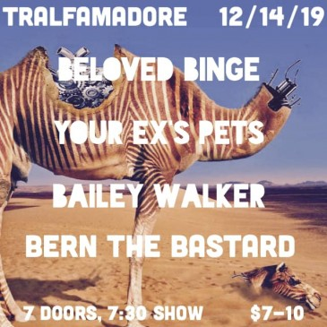 Show Saturday 12/14!